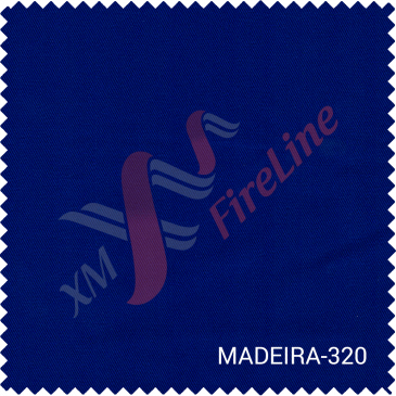 Madeira-320 renews to ISO 11611:2015 certificate